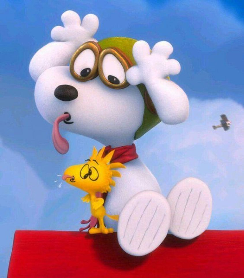 Snoopy Facts On Twitter Curse You Red Baron Bleh Visit Our