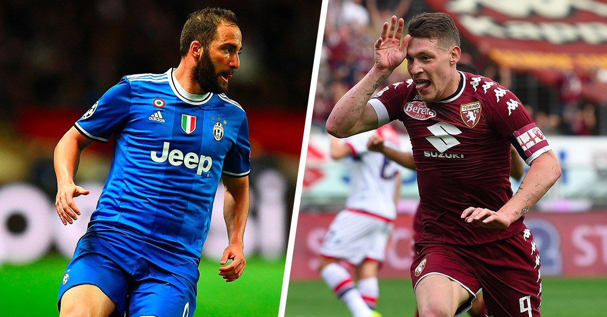 Anticipo Juventus-Torino: Belotti alla Juventus? Allegri spiega perchè è impossibile