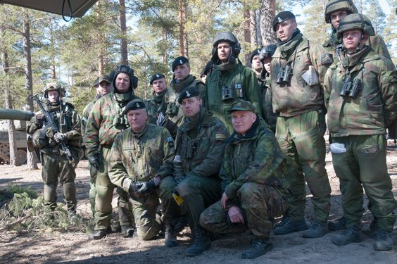 puolustusvoimat rekry Harjavalta