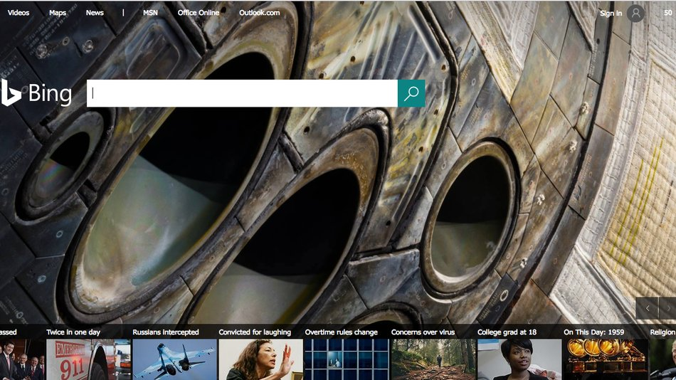 Microsoft's Bing wants you to chat with search results