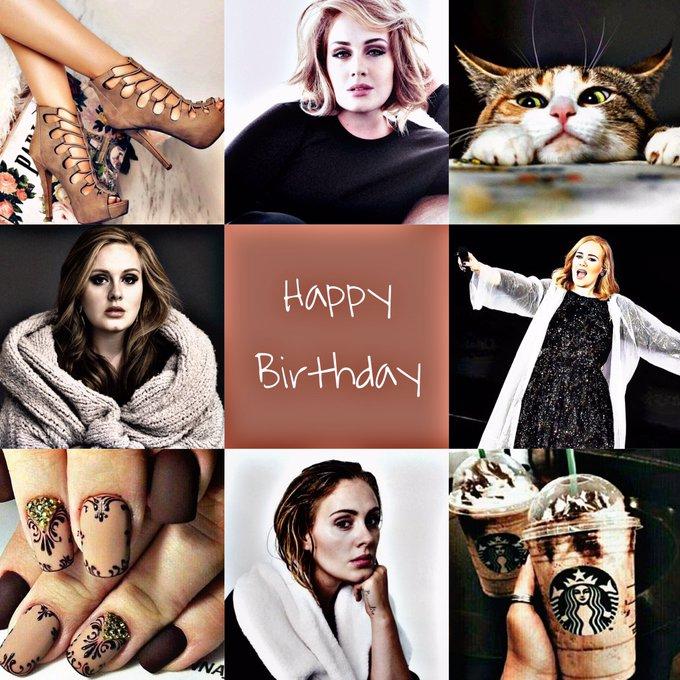 Happy Birthday Adele!!!