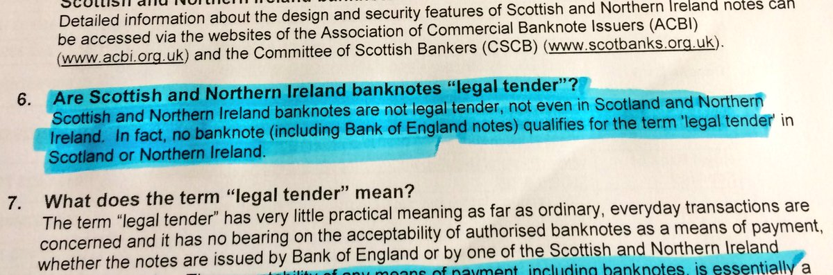 commercial banking notes Introduction to bank notes (which you are more familiar with than you realize.