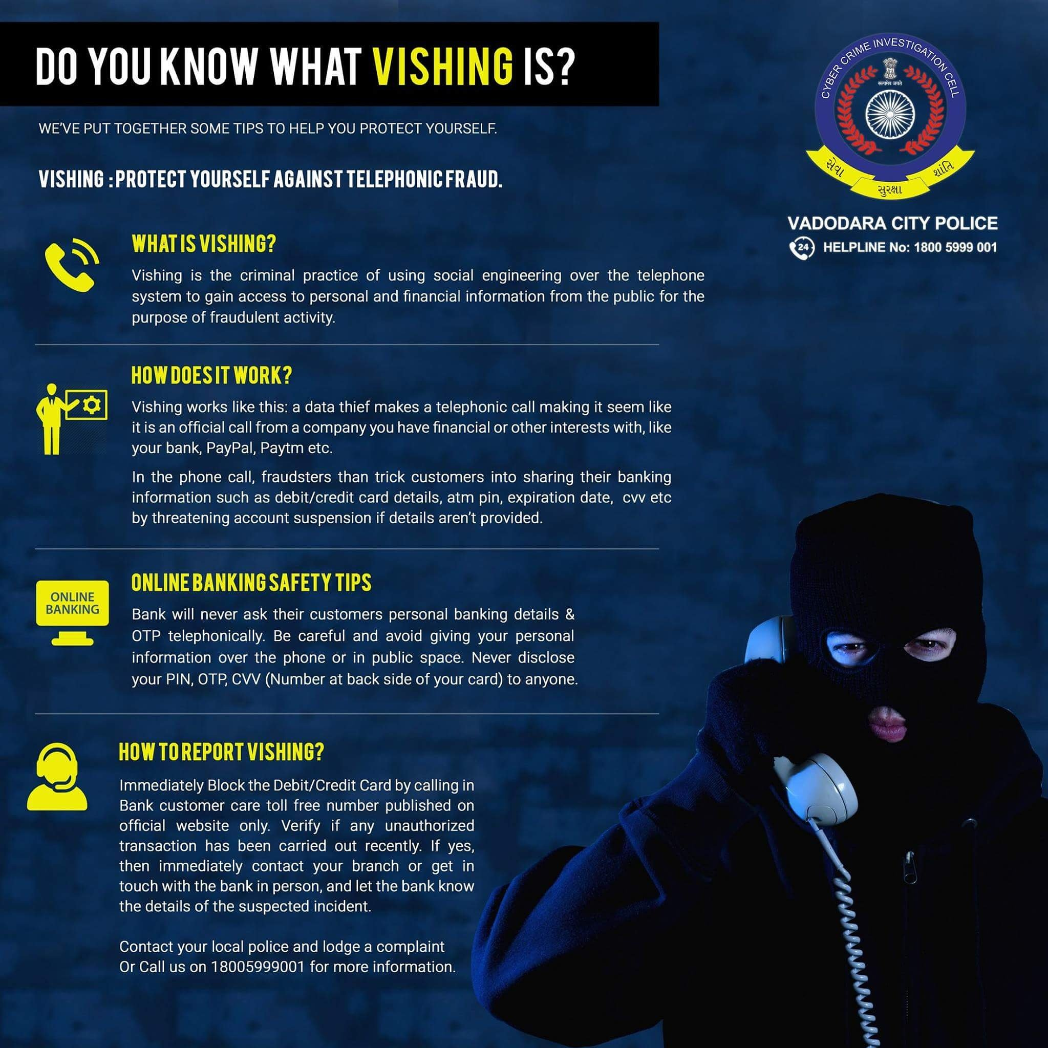 Vadodara Cyber Cell On Twitter Quot Beingsecured Tips