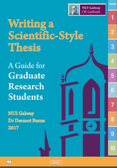 nuim library thesis