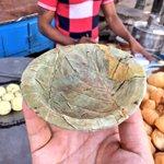 これぞ生活の知恵!インドの屋台で使用されている葉っぱのお皿がすごい!