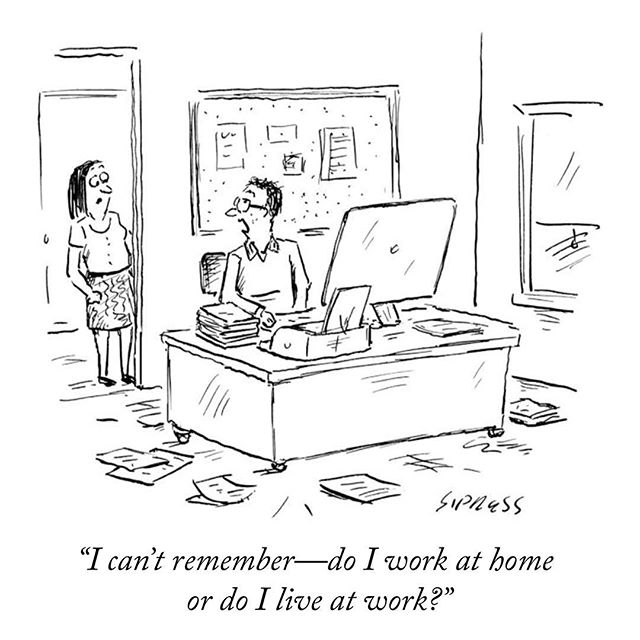 "New Yorker Cartoons on Twitter: ""Happy Friday. A cartoon by David Sipress.  #TNYcartoons https://t.co/qxdBpHPA0x… """