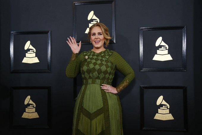 Happy 29th birthday, Adele!