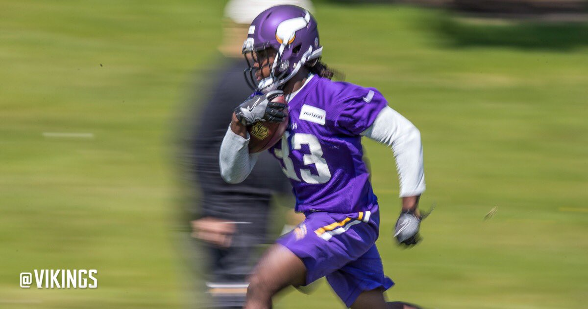 """Minnesota Vikings on Twitter: """"Off to a fast start at ..."""