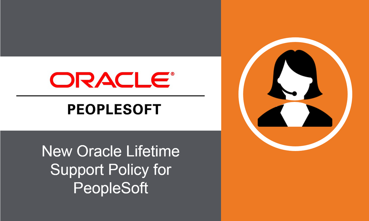 oracle support policy