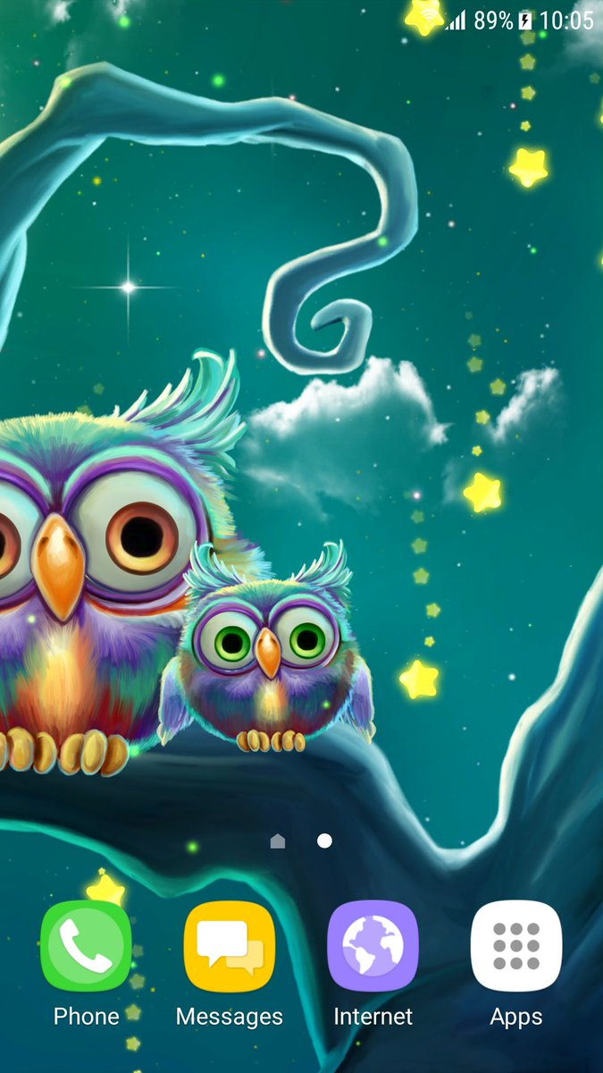 Amaxsoftware On Twitter Cute Owls Live Wallpaper Free