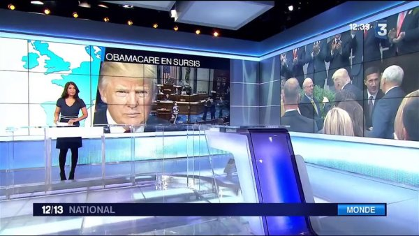 Etats-Unis : Obamacare en sursis https://t.co/Cj6NwlI4yv #BarackObama #DonaldTrump