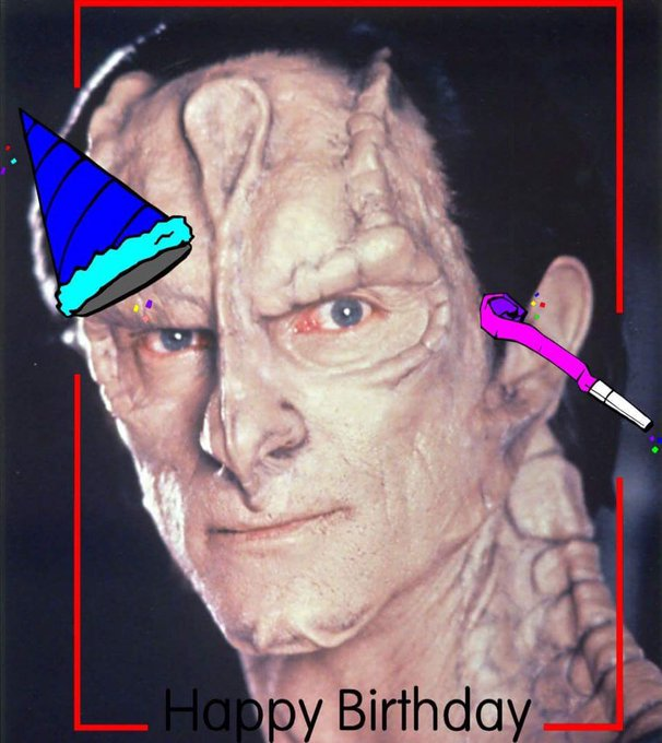Happy Birthday Marc Alaimo (1942) He is best known for his portrayal of Gul Dukat on