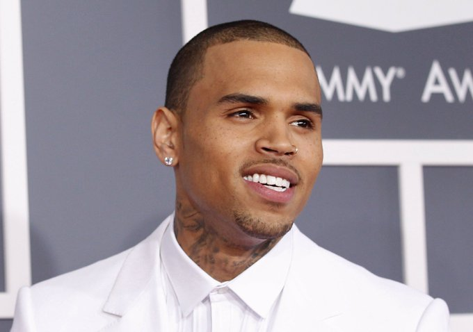 Happy Birthday to Chris Brown!
