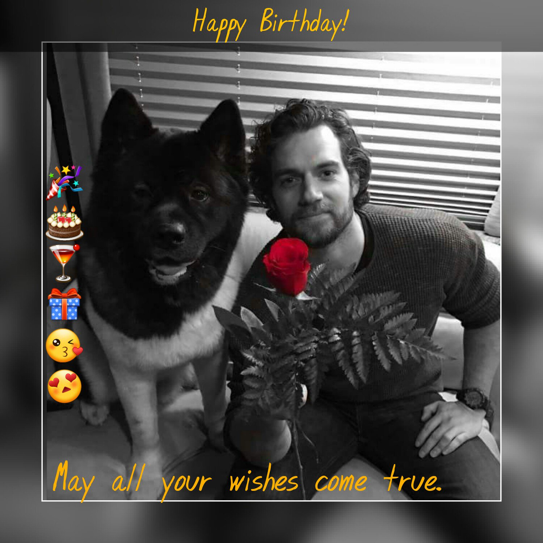 Happy Birthday! Cavill