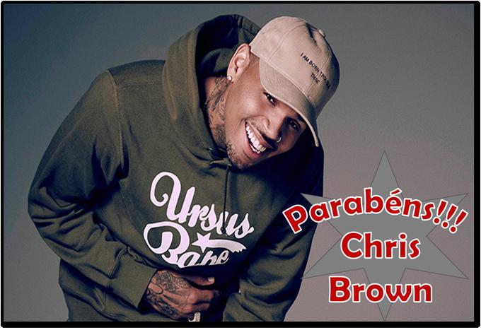 Happy Birthday Chris Brown.