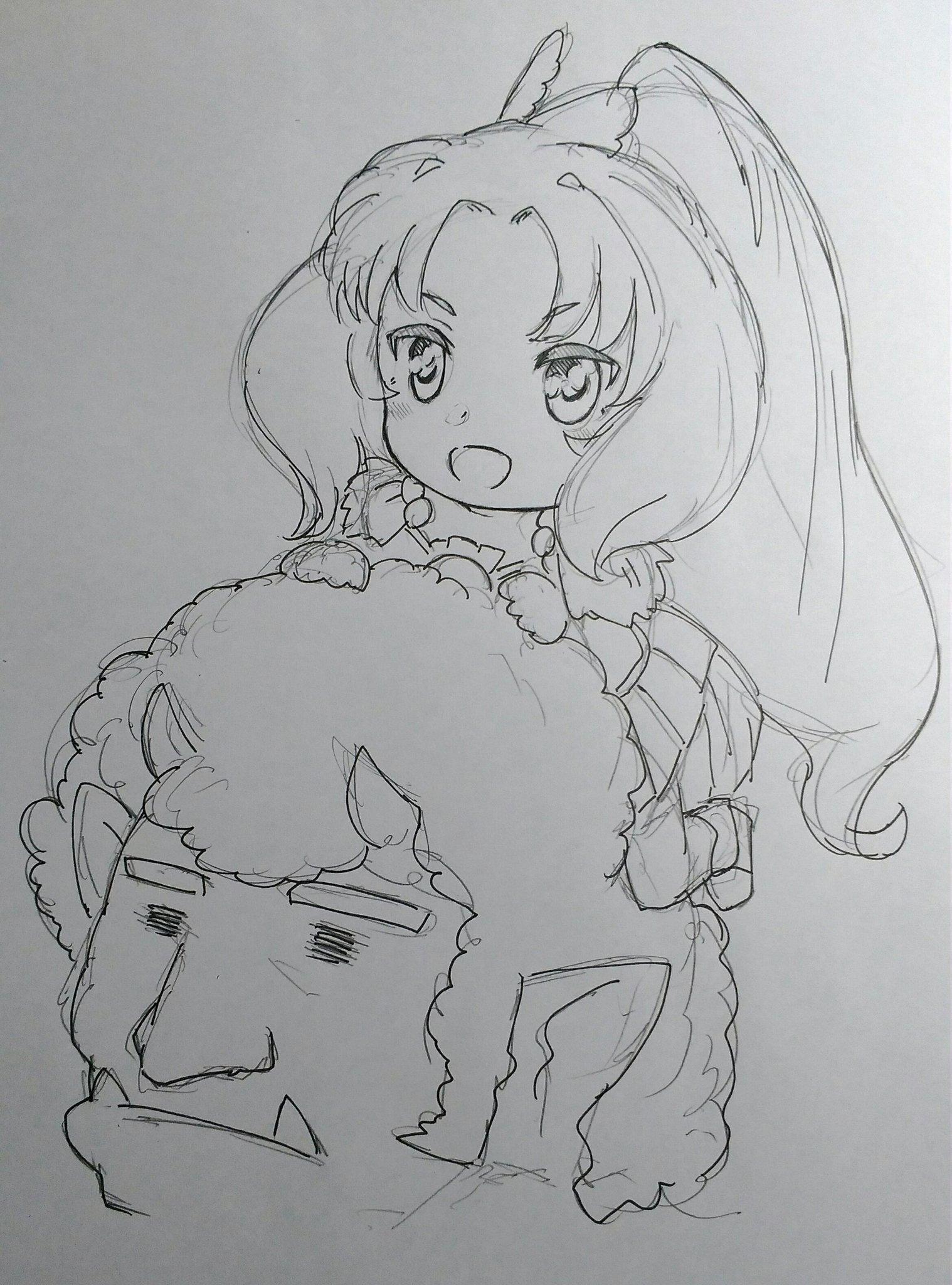 らだぱ (@yoyoyo8818)さんのイラスト
