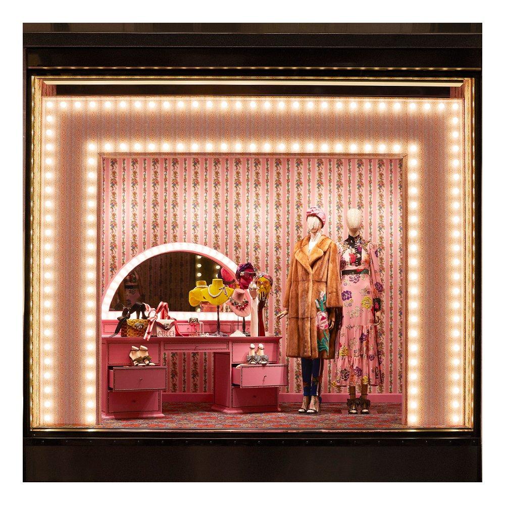 reputable site ac3e0 83764 Gucci Montenapoleone : Resembling dressing GucciPreFall ...