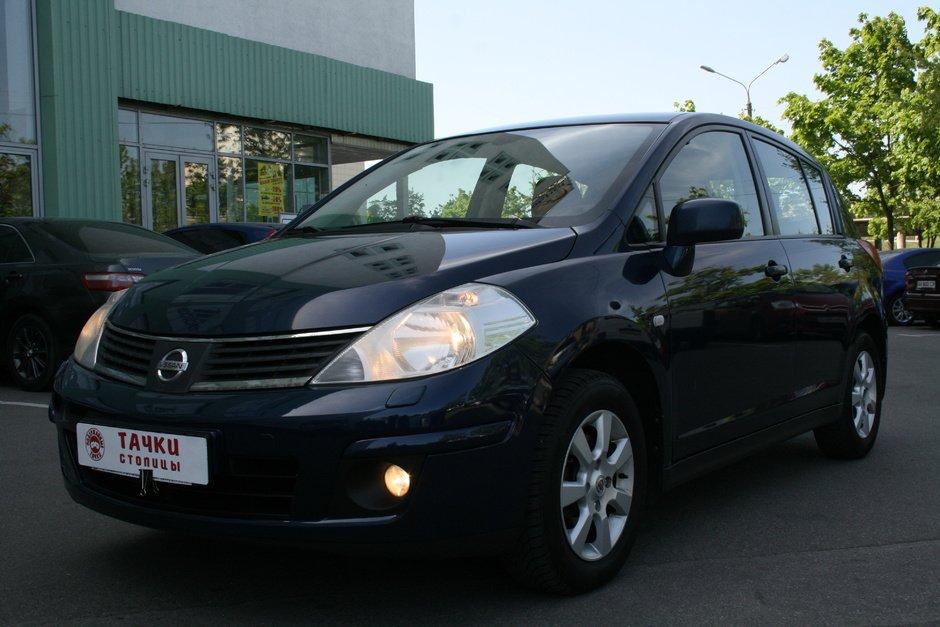 Nissan tiida 2008 характеристика