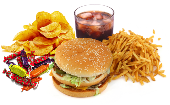 Is Fast Food And Junk Food The Same