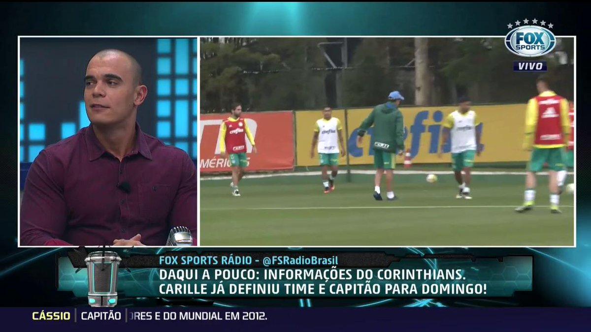 Casino: 'Com o Cuca, o Palmeiras já pode comprar a passagem pra enfrentar Real ou Juventus' #FSRádioBrasil