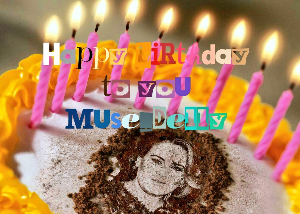 Yeaaaa happy birthday to