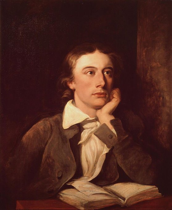 #OnThisDay in 1816, The Examiner (a leading liberal magazine of the day) publishes John Keats' first poem.