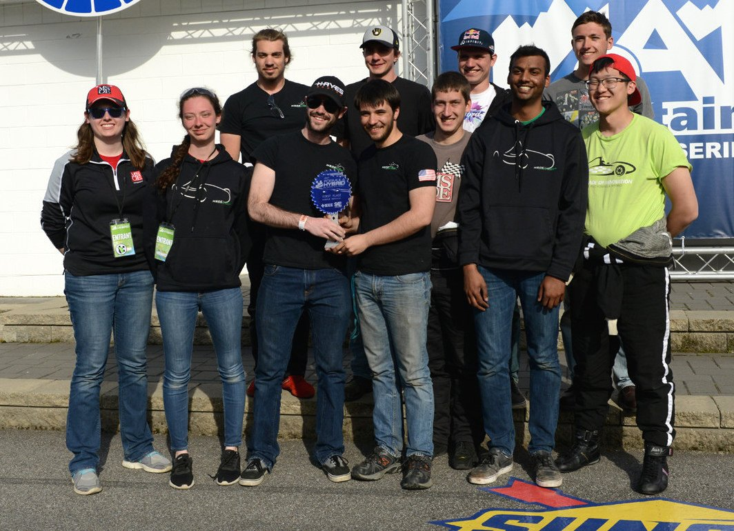 Official preliminary results — the top six teams in each category: https://t.co/p8gskOsq1L #formulahybrid17 https://t.co/vSVUubL9UU
