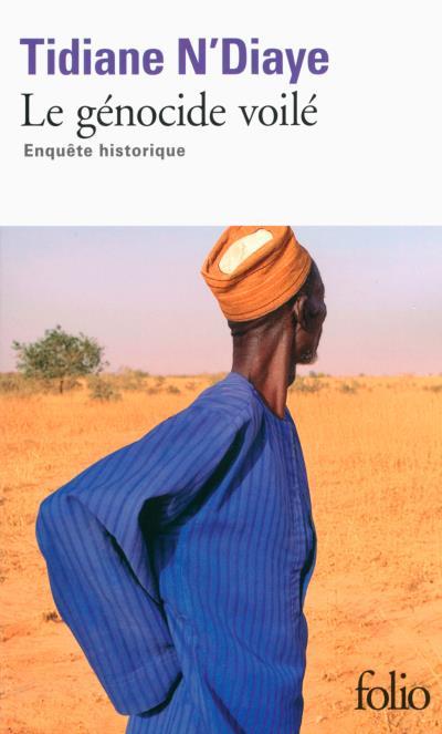 .@TNDiaye présente son livre  « Le génocide voilé » #BibliothèqueMedicis #VendrediLecture