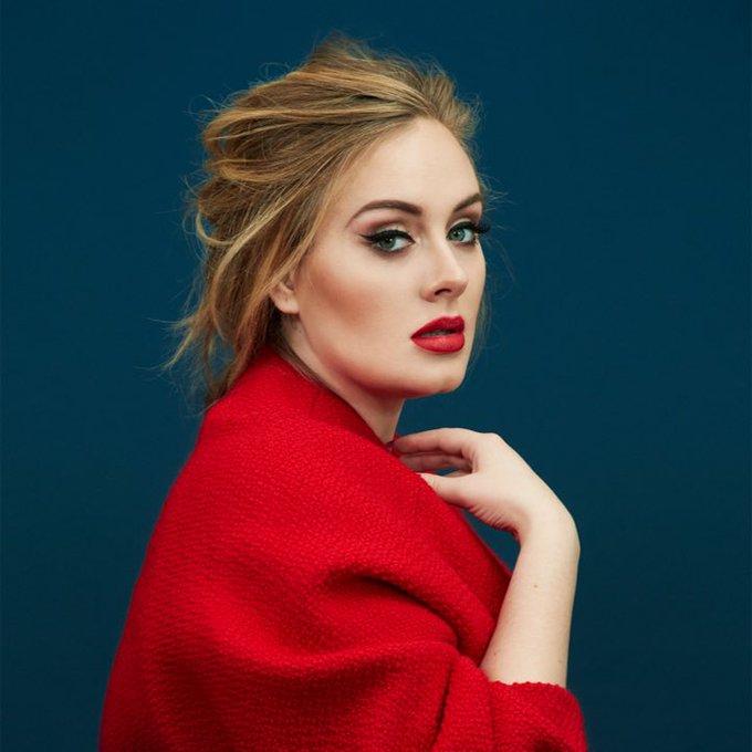 Happy 29th birthday to the phenomenal Adele!