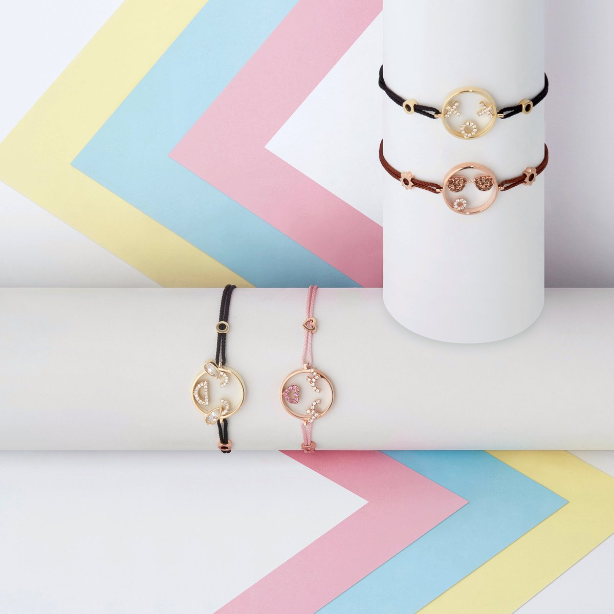 Crush worthy bracelets! Which matches your personality most? #moyen #bracelets #takeyourpick<br>http://pic.twitter.com/b966Aj7lP6
