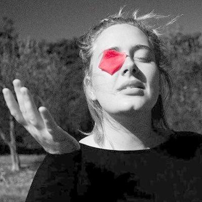 Happy birthday to my love Adele!