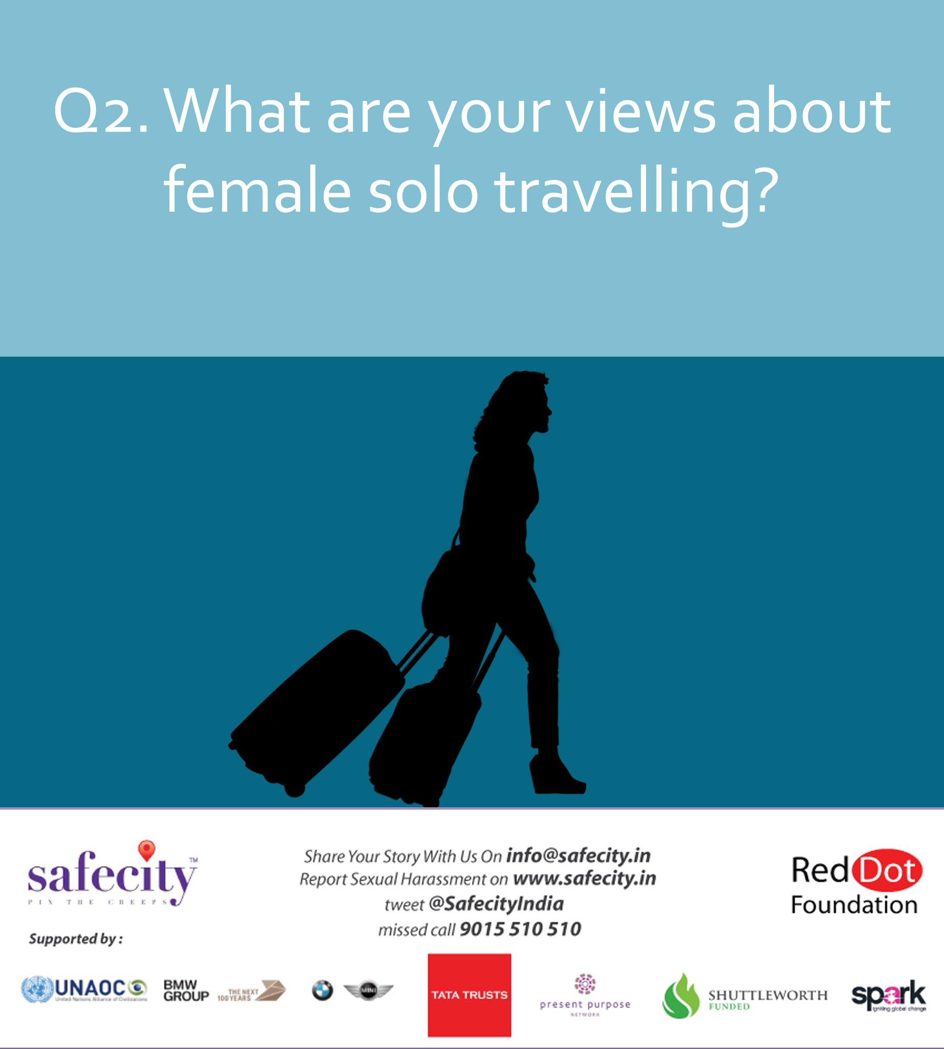 Second question. #solotravel #safety https://t.co/3lpZgPpXZK