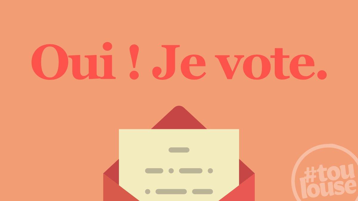 les bureaux de vote sont ouverts toulouse vous avez jusqu 39 20 00 pour voter. Black Bedroom Furniture Sets. Home Design Ideas
