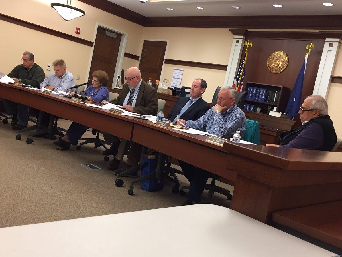 Seneca Falls board activates new rules; 80-person limit, metal detectors to be used