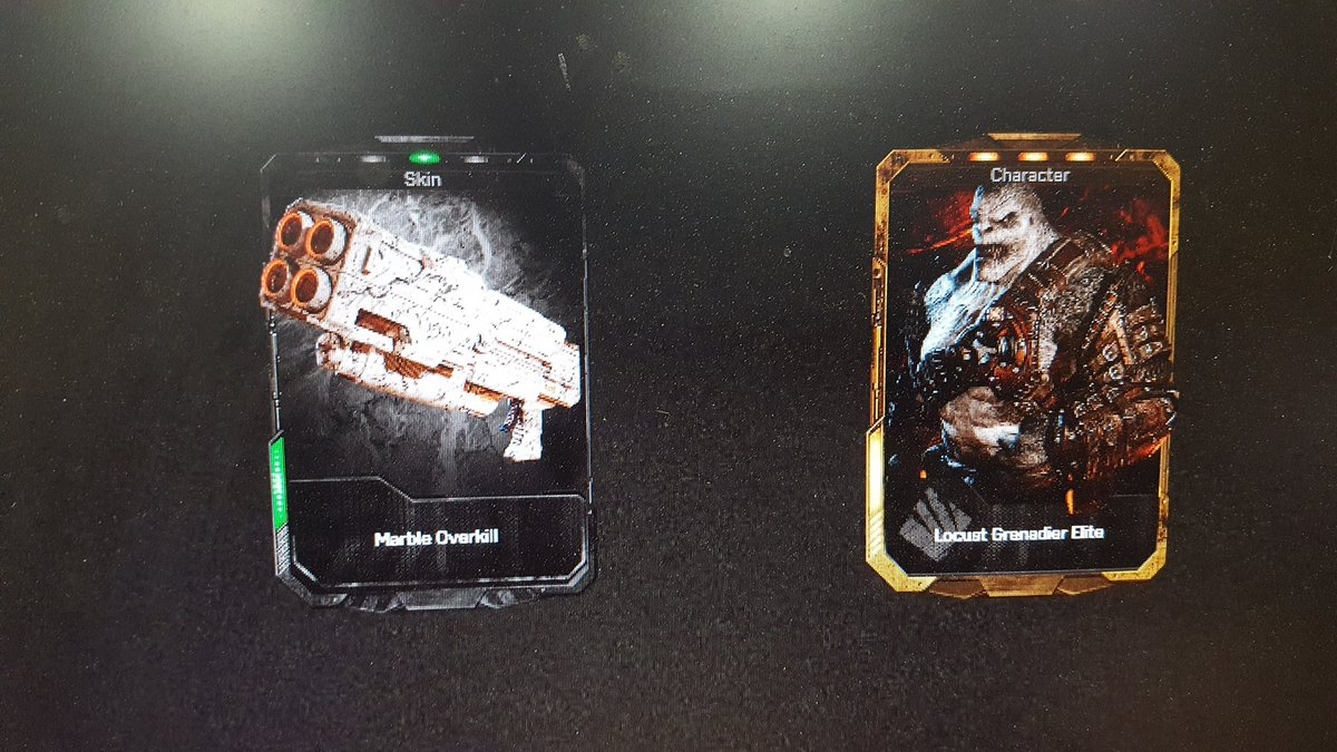 gears of war on twitter weapon collector 2 is out now collect 5