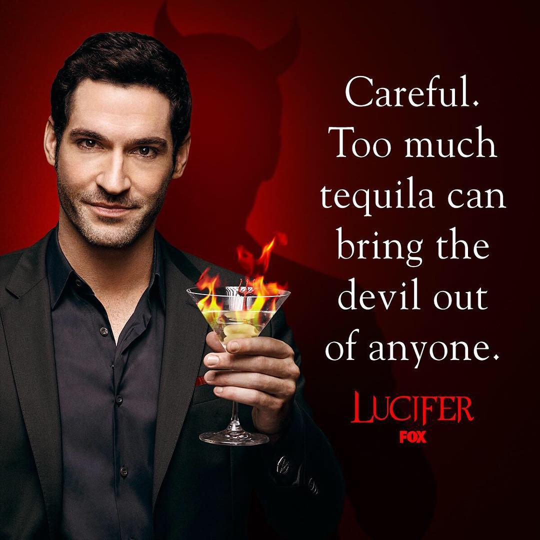 "Lucifer Morningstar: Lucifer On Twitter: ""#CincoDeMayo Words Of Wisdom From"