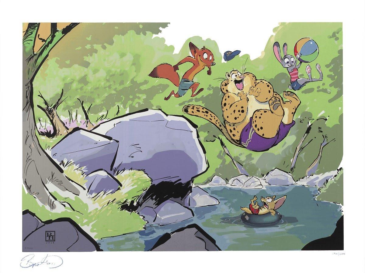 Zootopie [Walt Disney - 2016] - Page 18 C_FcNwOUIAASmqX