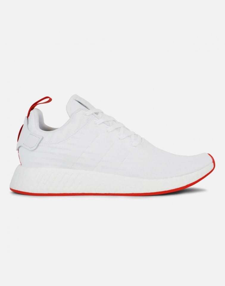 Sneakeralert On Twitter Restock Adidas Nmd R2 Pk White Red