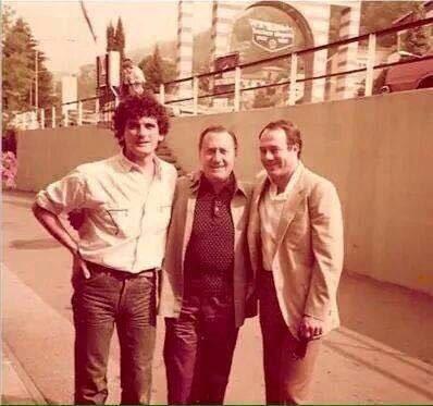 Tre giganti in una Foto sola: #MassimoTr...