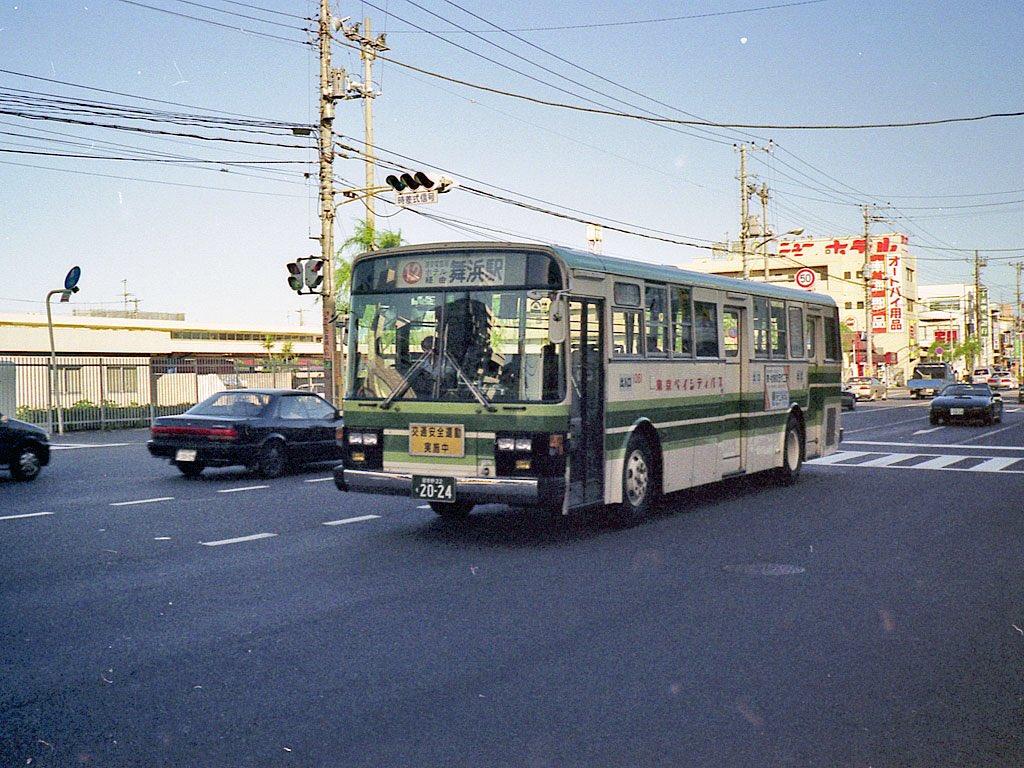 #東京ベイシティ交通