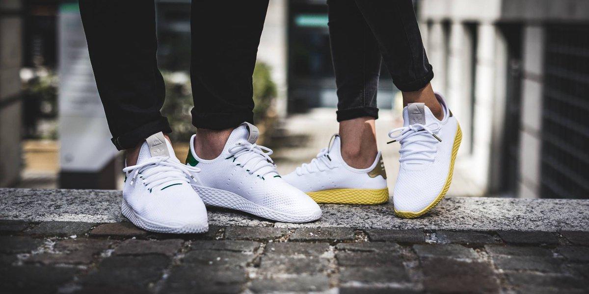 Pharrell Williams x adidas Originals Tennis HU Sneaker Myth