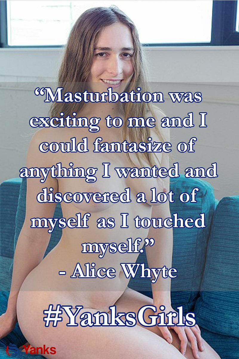 """Alice Whyte Porn yanks on twitter: """"""""i discovered a lot about myself as i"""