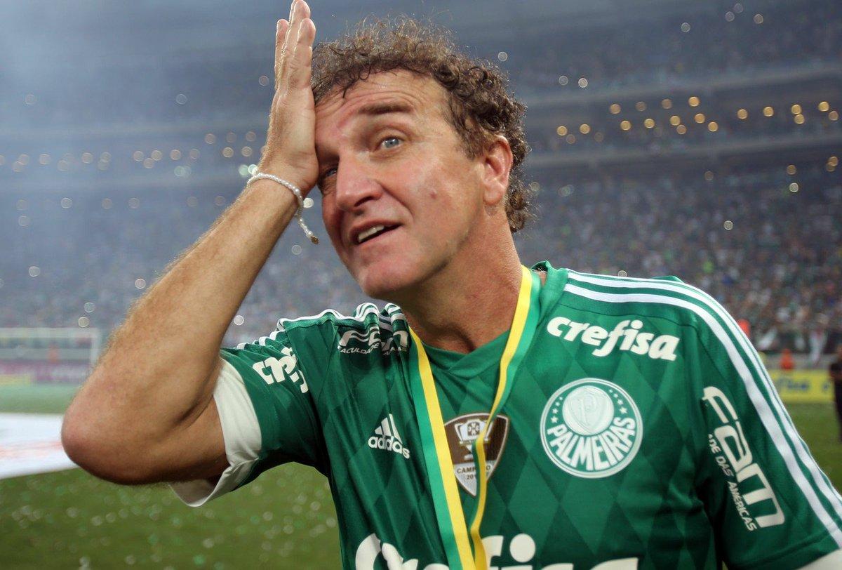Cinco meses após saída por cima, Cuca é novamente o técnico do Palmeiras https://t.co/wtL6G8MPZg