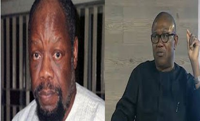 Because Peter Obi acclimatised himself to the political ideologies of Ojukwu pretending all along that he shared his beliefs, he adopted him as a son.