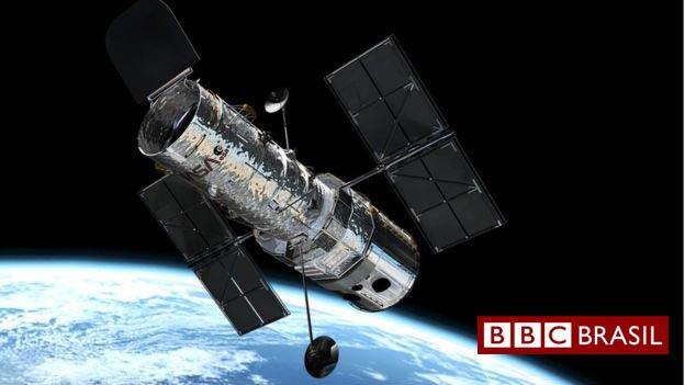 Telescópio Hubble divulga imagem inédita de aglomerado de galáxias https://t.co/kuhU3xxgef