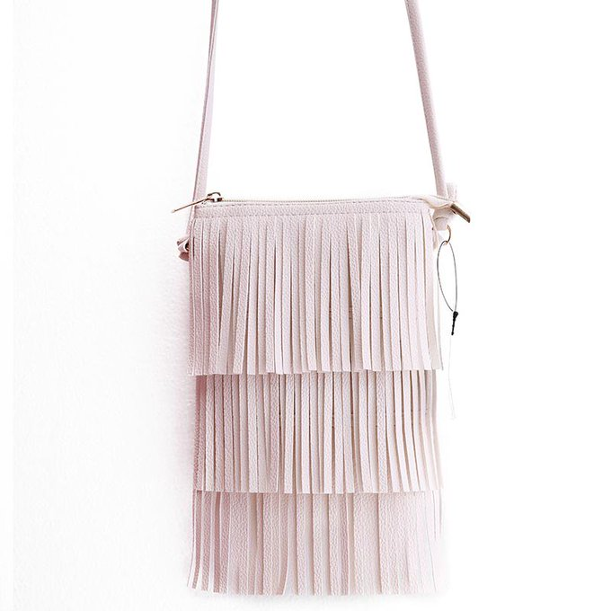 Crossbody Bags with Fringe