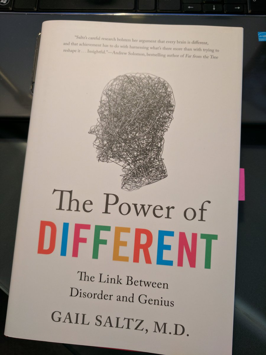 NEW #BookPic Author @DrGailSaltz #ThePowerOfDifferent More info at blog at  http:// janspragge.com/2017/05/05/boo k-pic-power-different/ &nbsp; … <br>http://pic.twitter.com/6GNFaTsieR