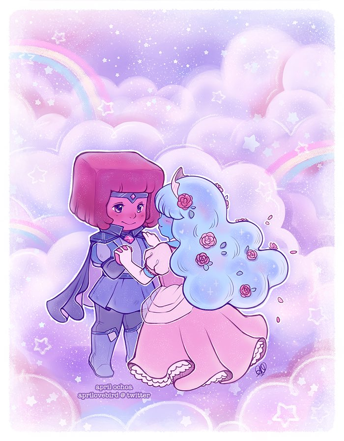 """Once upon a dream ✨❤️💞💙✨ #StevenUniverse"""