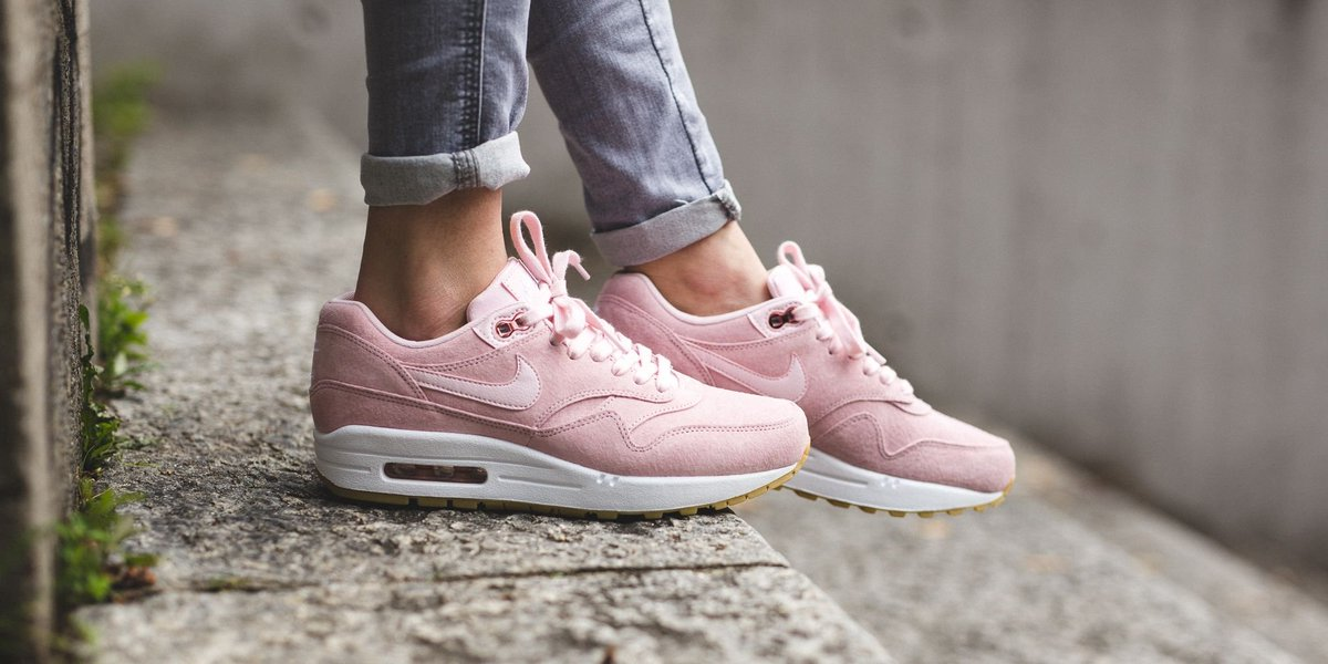 Nike Wmns Air Max 1 SD Prism Pink