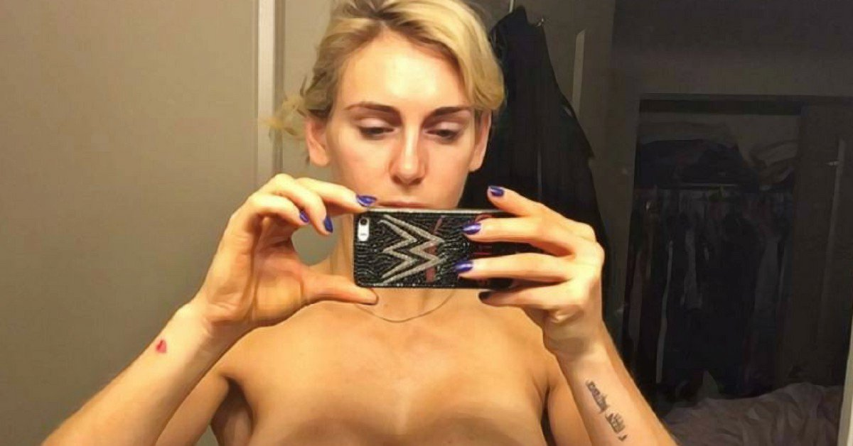 Filtran Fotos Desnuda Campeona Wwe As Scoopnest